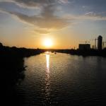 Sunset on Lady Bird Lake