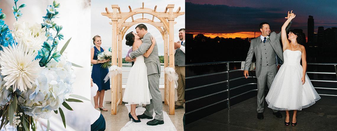 Capital Cruises - Weddings